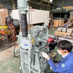 広島県の旭土質調査・ボーリングマシン導入